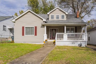 Single Family Home For Sale: 1805 Woodland St