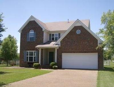 Thompsons Station  Rental Under Contract - Not Showing: 2401 Mercer Court