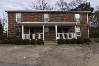 Clarksville Rental For Rent: 315 S. 7th Street