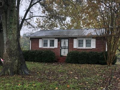 Nashville Single Family Home For Sale: 2333 Pennington Bend Rd