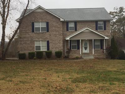 Clarksville Single Family Home For Sale: 711 Meadowgate Ln