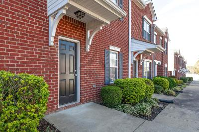 Williamson County Condo/Townhouse For Sale: 4021 Clinton Ln