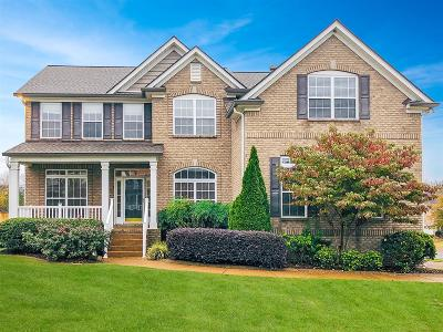 Mount Juliet Single Family Home For Sale: 815 Alex Way