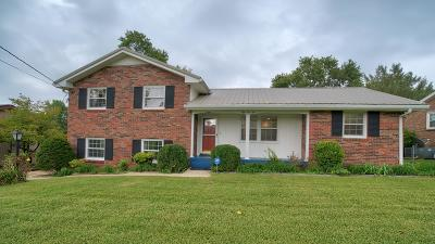 Nashville Single Family Home For Sale: 5910 Kinsdale Dr