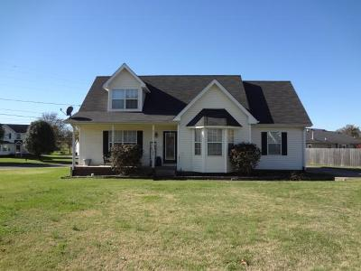 Smyrna Single Family Home For Sale: 104 Vernon Traylor Dr