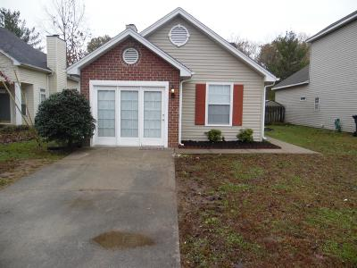 Goodlettsville Single Family Home For Sale: 2008 Valley Dr