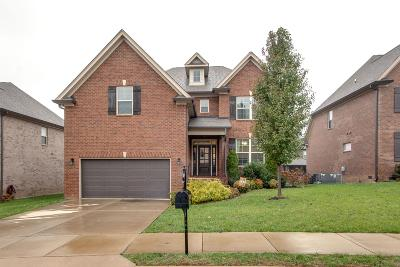 Spring Hill Single Family Home For Sale: 8017 Fenwick Ln