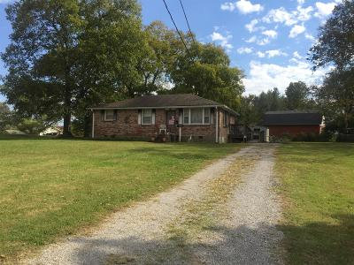 Lavergne Single Family Home For Sale: 137 Woody Thomas Dr
