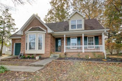 Clarksville Single Family Home For Sale: 1810 Bourne Cir