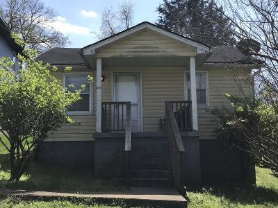 Single Family Home For Sale: 1514 Litton Ave