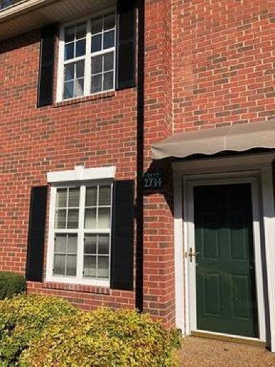 Nashville Rental For Rent: 2734 Linmar Ave