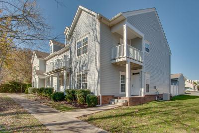 Nashville Condo/Townhouse For Sale: 813 Hobbit Lane