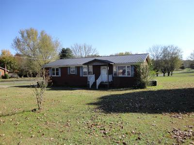 Smithville TN Single Family Home For Sale: $95,000