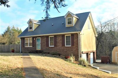 Clarksville Single Family Home For Sale: 2331 Seven Mile Ferry Rd