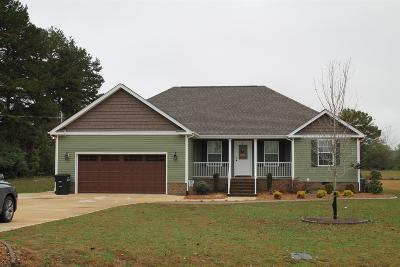 Franklin County Single Family Home For Sale: 203 Wiseman Rd