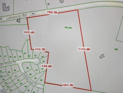 Wilson County Residential Lots & Land For Sale: 10277 Lebanon Rd