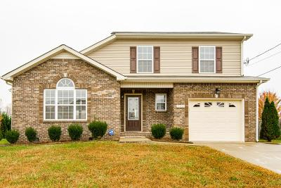 Clarksville Single Family Home For Sale: 940 Silty Dr
