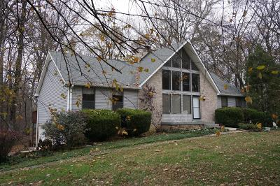 Clarksville Single Family Home For Sale: 333 Deepwood Trl