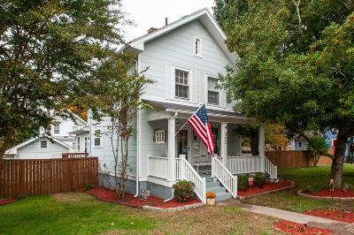 Old Hickory Single Family Home Under Contract - Not Showing: 900 Jones St