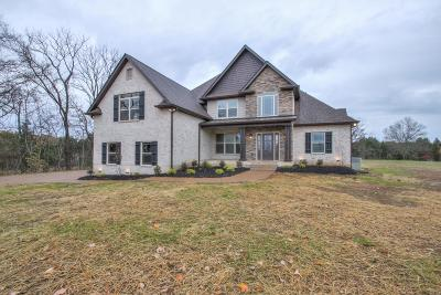 Mount Juliet Single Family Home Under Contract - Not Showing: 7190 Couchville Pike