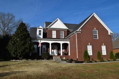 Mount Juliet Single Family Home For Sale: 283 Quad Oak Dr