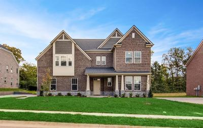 Nolensville TN Single Family Home Under Contract - Not Showing: $519,990