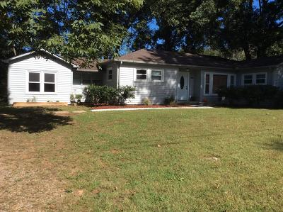 Murfreesboro Single Family Home For Sale: 2419 Yearwood Ave