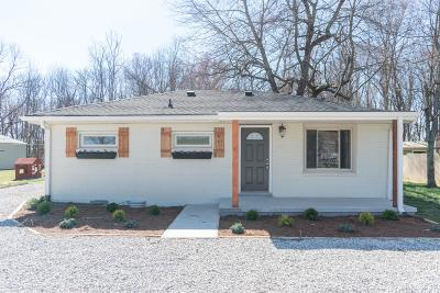 White House Single Family Home For Sale: 7677 Highway 76e