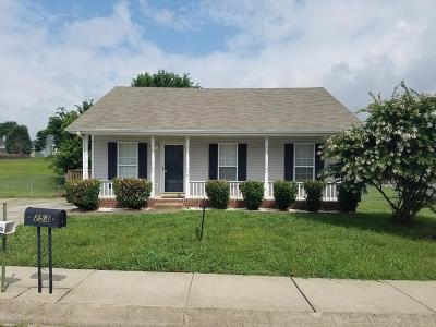 Clarksville Single Family Home For Sale: 253 Amber Way