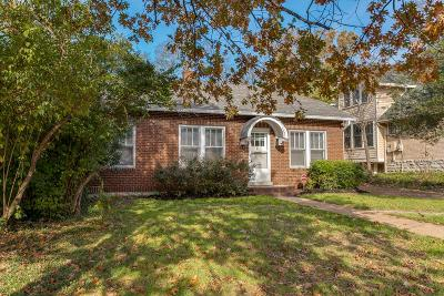 Single Family Home For Sale: 1904 Beechwood Ave
