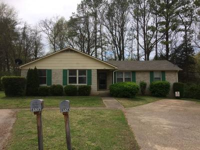 Nashville Rental For Rent: 653 Huntington Ridge Dr