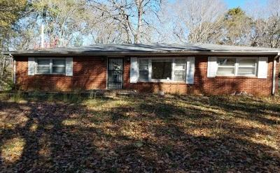 Ashland City Single Family Home Under Contract - Not Showing: 182 Doyle Teasley Dr