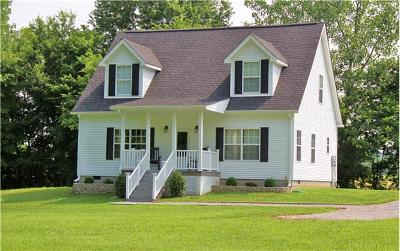 Lebanon Single Family Home For Sale: 142 Hiwassee Rd