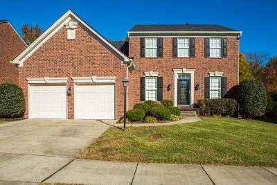 Mount Juliet Single Family Home For Sale: 412 Landings Way
