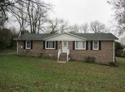 Marshall County Single Family Home For Sale: 720 Forest St