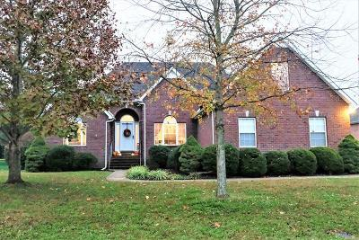 Murfreesboro Single Family Home For Sale: 3019 Wentworth Ct