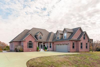 Christian County, Ky, Todd County, Ky, Montgomery County Single Family Home For Sale: 4725 Old Highway 149