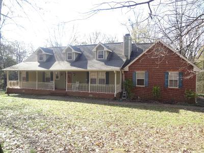 Mount Juliet Single Family Home For Sale: 684 Poplar Dr