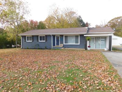 Camden Single Family Home Under Contract - Showing: 105 Highland Heights Ave