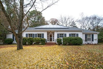 Single Family Home For Sale: 6416 Brownlee Dr