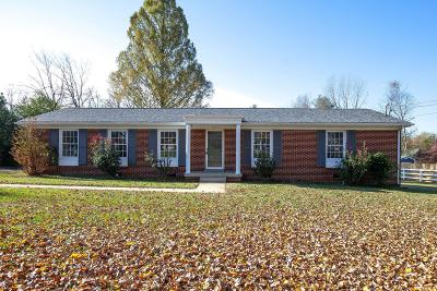 Columbia Single Family Home For Sale: 101 Stonewall Rd
