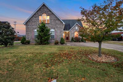 Murfreesboro Single Family Home For Sale: 5105 Bumblebee Dr