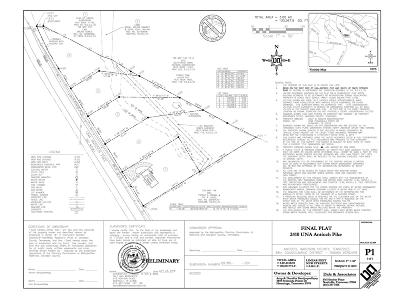 Antioch Residential Lots & Land Active Under Contract: 2410#4 Una Antioch Pike Lot #4