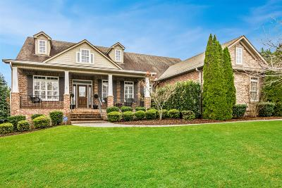 Hendersonville Single Family Home Under Contract - Showing: 1004 Heathrow Dr