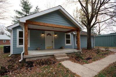 Single Family Home For Sale: 2520 New Hope Rd