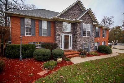 Columbia  Single Family Home For Sale: 937 Everyman Ct