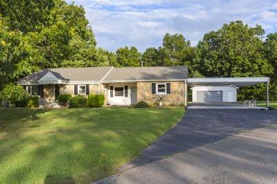 Pegram Single Family Home For Sale: 4019 Manning Hollow Rd