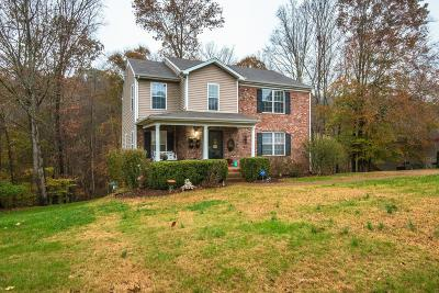 Williamson County Single Family Home Under Contract - Showing: 7440 Penngrove Ln