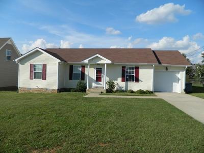 Christian County Single Family Home Under Contract - Not Showing: 204 Ruf Drive