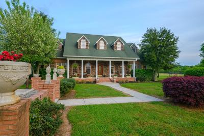 Shelbyville Single Family Home For Sale: 118 Maupin Cir